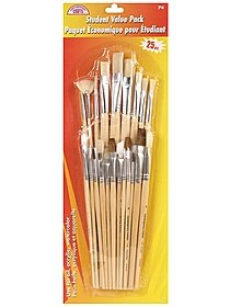 Student Brush Value Pack