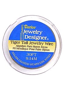 Tiger Tail Jewelry Wire