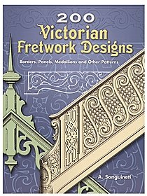 200 Victorian Fretwork Designs