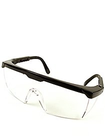 Fireworks Clear Safety Glasses
