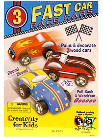 Fast Car Race Cars Kit