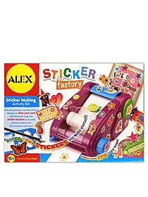 Sticker Factory refill kit