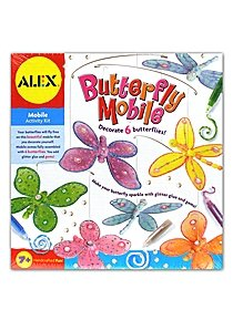 Butterfly Mobile Kit