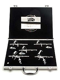 Kustom Airbrush Kit airbrush set IWA0041