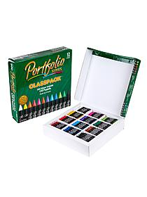 Portfolio Series Water Soluble Oil Pastels Classpack