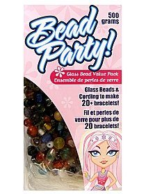 Bead Party! Glass Bead Value Pack