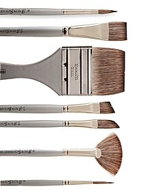 Faux Squirrel Brushes