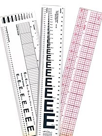 Graphic Art Rulers