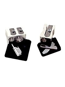Aluminum Pencil Sharpeners