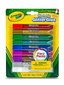 Washable Glitter Glue