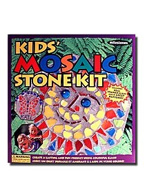 Kids' Mosaic Kit kids' mosaic kit