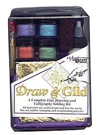 Draw and Gild Kit