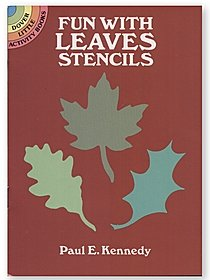 Fun With Leaves Stencils