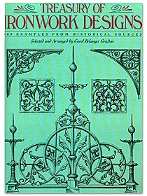 Treasury of Ironwork Designs