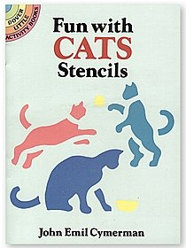 Fun With Cats Stencils
