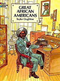 Great African-Americans Coloring Book