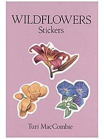 Wildflowers Stickers