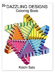 Dazzling Designs Coloring Book
