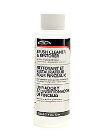 Brush Cleaner & Restorer