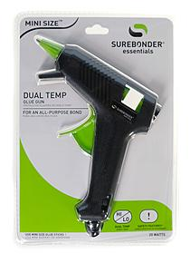 Mini Dual Temperature Glue Gun each
