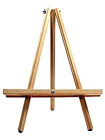 JJ Wooden Table Easel