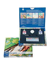 Water Colours Artists' Set