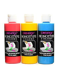 Monotype Colors primary yellow 4 oz.