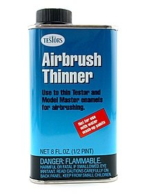 Airbrush Thinner 8 oz. can
