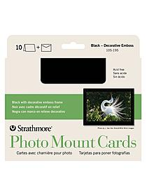 Photo Mount Greeting Cards