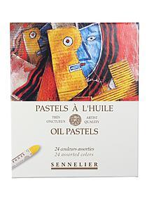 Oil Pastel Sets bright colors 40218