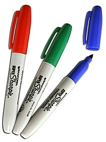 Super Marker red 13049
