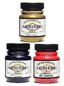 Lumiere Artist Acrylics