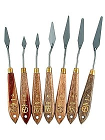Diamond Shape Painting Knives