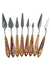 Teardrop Shape Painting Knives