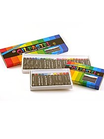 Niji Oil Pastel Sets set of 36 34687