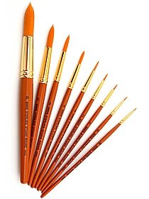 Sterling Series Brushes 1 4 in. angular 69271