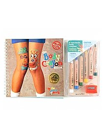 The Body Crayon Book