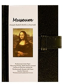 Museum Finest Sketch Book and Journal