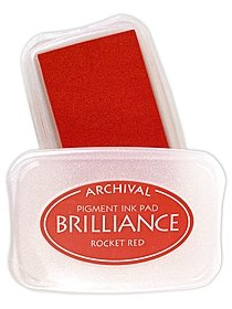 Brilliance Acid Free Pigment Ink Stamp Pads