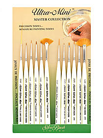 Ultra Mini Brush Sets