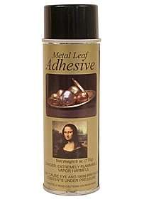 Spray Gold Leaf Adhesive