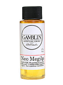 Neo Megilp Oil Painting Medium