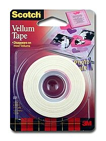 Scotch Vellum Tape 005
