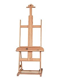 Giant Dulce Wood Easel