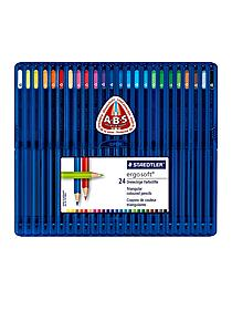 Ergosoft Colored Pencil Sets