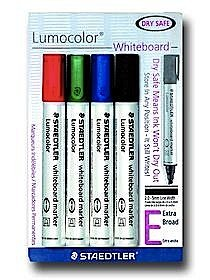 Lumocolor Whiteboard Markers