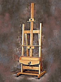 The Crank Easel