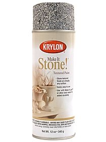 Make It Stone Faux Finishing Spray