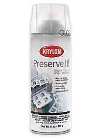 Preserve It Paper Protectant