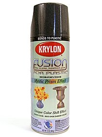 Fusion Spray Paint for Plastic